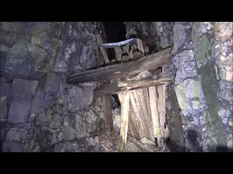 Exploring Incredible Abandoned Underground Silver Mine: Part One
