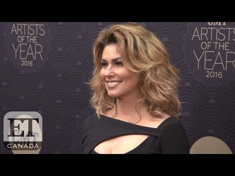 Shania Twain Is Back In The Spotlight With...
