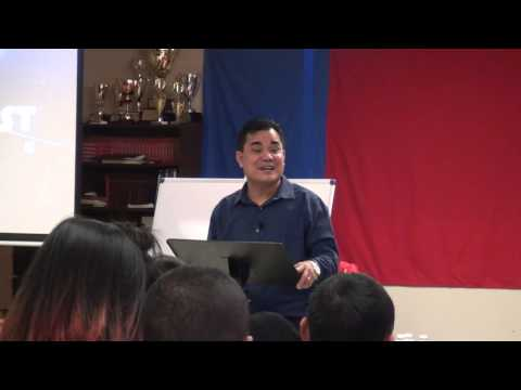 DKF-March 5 2016 Dallas & Fort Worth Youth Bible Study Part 1