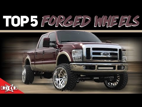 Top 5 Forged Wheels