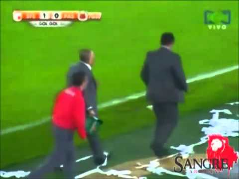 Santafe Campeon 2012 - Gol de Copete - Santa fe
