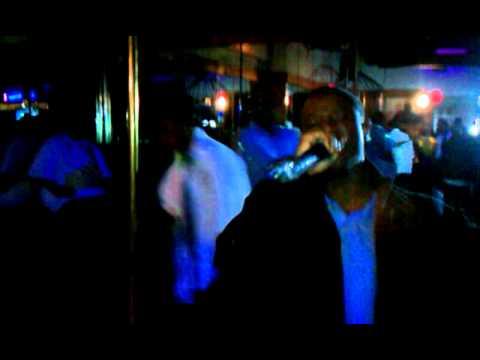 Q.P. Big Rack performing @ Club Celebrity Detroit