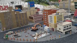 Legoland Nagoya Japan Tour Mini Land Park Part 2