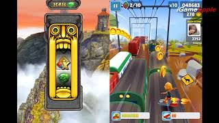 Temple Run 2: Bruce Lee VS. Subway Surfers - Free game for iPhone iPad iOS/Android(Minion Rush in Playlists - https://www.youtube.com/playlist?list=PLHyEJ00y9vOfZswBb-NiY1fYdoNmpPEgz Panda Pop in Playlists ..., 2015-10-04T11:51:49.000Z)