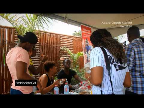Accra Goods Market _ Independence Day Sale _ #fghTV