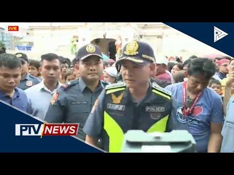 PNP, wala pang naitatalang untoward incident sa Traslacion 2019