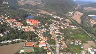 Let Vysočinou (Křižanov - Tišnov)
