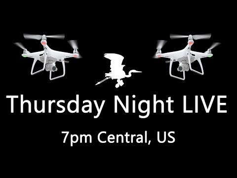 Ken Heron - TNL Show #22 Instructor Pilot Jason Schappert - Eachine E 59 Drone Giveaway
