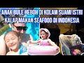 - YA AMPUUN SUAMI ISTRI KALAP MAKAN SEAFOOD DI INDONESIA I YG BEGINIAN NGGAK ADA DI KANADA