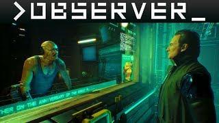 OBSERVER 001 | Unsere Zukunft - ein düsteres Zeitalter thumbnail