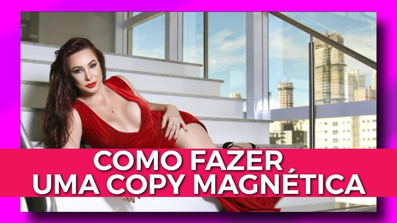APRENDA FAZER UMA COPY MAGNÉTICA