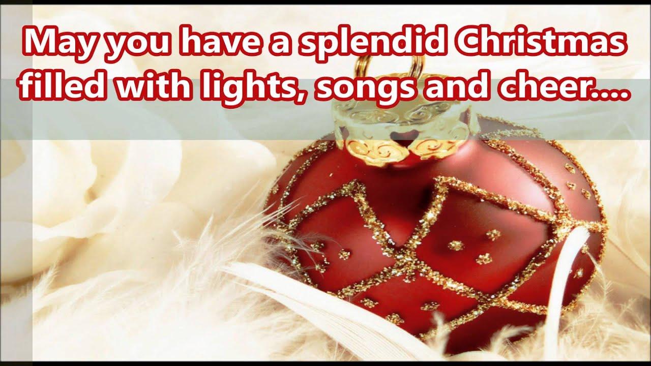 Merry Christmas & Happy New Year 2016 wishes, Greetings, Whatsapp ...