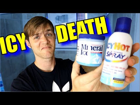 "I Covered My Whole Body In ""Icy Hot"" - Here's What happened"