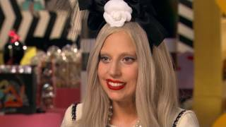 Lady Gaga Interview: Inside Look at