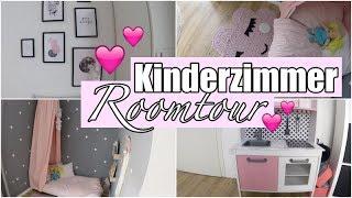 Kinderzimmer Roomtour I Mädchenzimmer I 12qm