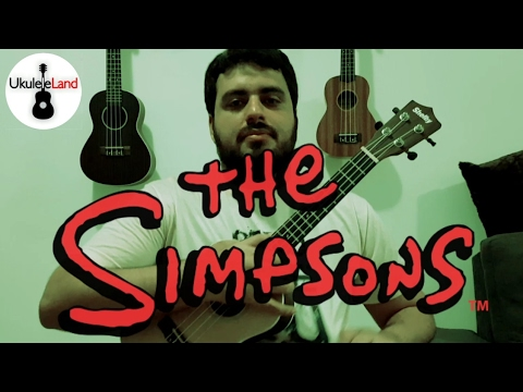 #89 | The Simpsons Theme Ukulele