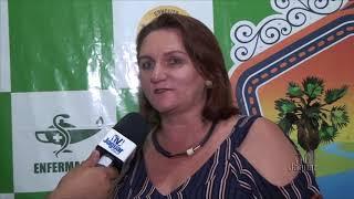 Professora Tâneide Medeiros Coordenadora Geral da Faculdade Regional Jaguaribana fala das ações