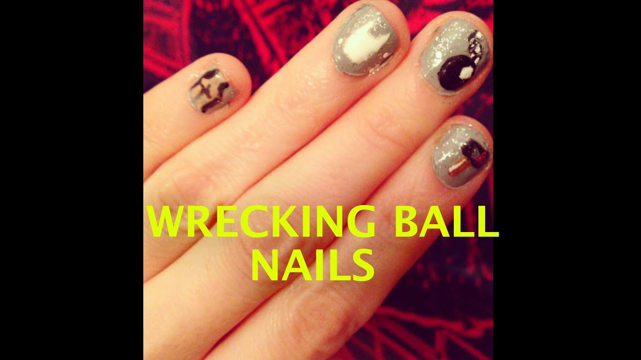 image Miley cyrus wrecking ball naked compilation 3