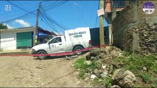 Hieren y matan a un joven con arma blanca, en Tepoztlán