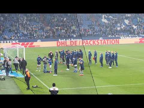 FC Schalke 04-Fortuna Düsseldorf, 2.3.2019, 0-4