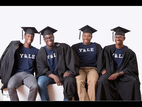 Wade Quadruplets Graduation Picture Slideshow