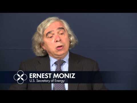 Secretary Ernest Moniz on U.S. Energy