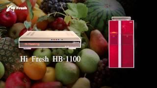 냉장고속의 기적 세포활성화 식품 보존장치 하이후레쉬!