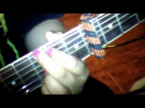 How To Play You Found Me By The Fray On Guitar Youtube