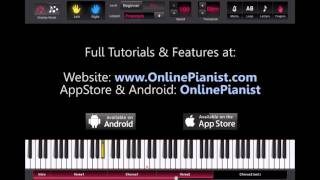 Disclosure - Magnets ft. Lorde - Piano Tutorial mp3