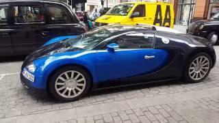 RIch KIds Bugatti