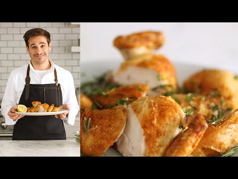 how-to-make-the-most-tender-roast-chicken---kitchen-conundrums-with-thomas-joseph---martha-stewart