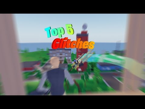 Top 5 Strucid Glitches! (HOW TO)
