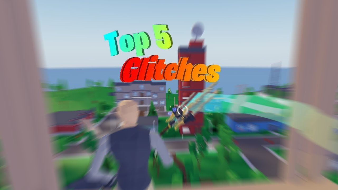 Top 5 Strucid Glitches! (HOW TO) - YouTube