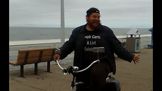 Joseph Carrillo Black Beach Cruiser Music Video