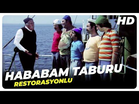 Hababam Taburu - Türk Filmi (Restorasyonlu)