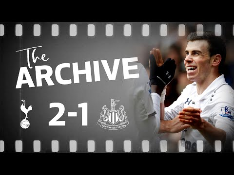 ARCHIVE | SPURS 2-1 NEWCASTLE | Bale brace bags three points against Magpies