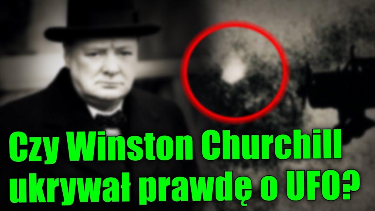 Czy Churchill zatajał dane na temat brytyjskich badań nad UFO?
