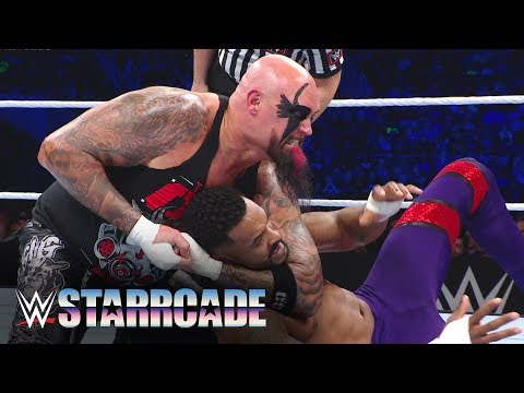 Street Profits vs. Anderson & Gallows: Starrcade 2019 (WWE Network Exclusive)