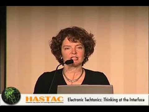 Electronic Techtonics: Rebecca Allen