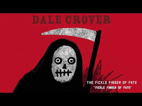Dale Crover - Fickle Finger Of Fate (Official Audio)