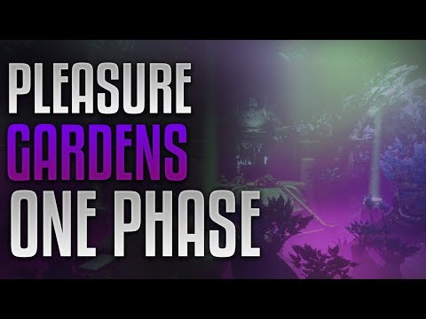 Destiny 2 - Pleasure Gardens  Melee + Grenade Only [One Phase]