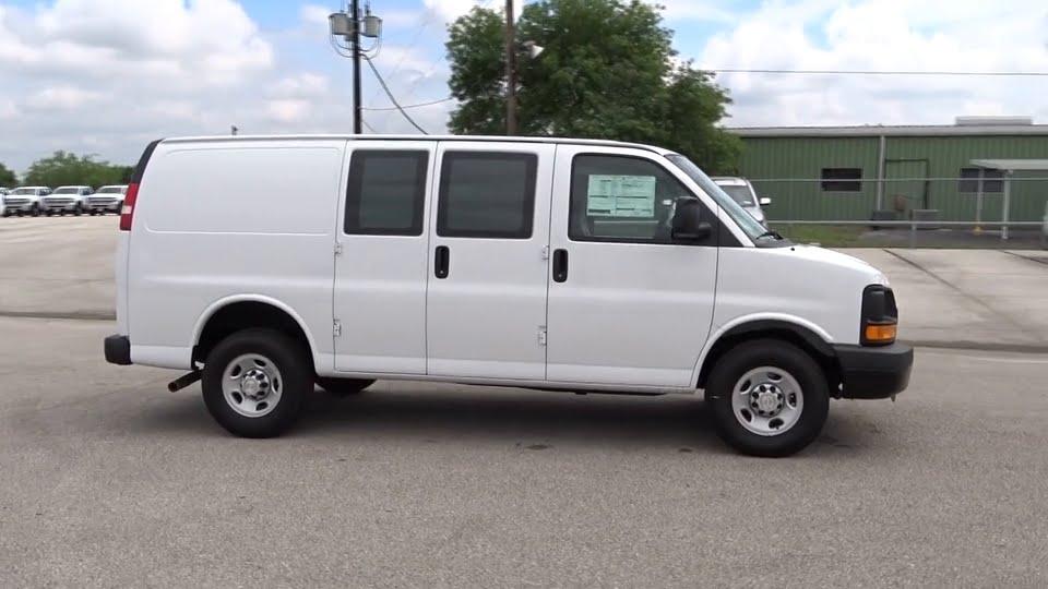 Gunn Chevrolet San Antonio U003eu003e 2016 Chevrolet Express Cargo Van San Antonio,  Houston,