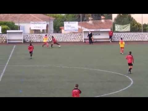 Match de championnat U15 pré-excellence Roquebrune Cap Martin / Cavigal Nice -  12 avril 2014