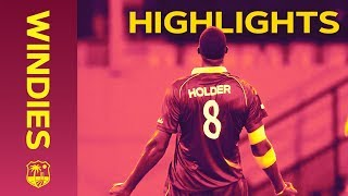 Thriller Goes Down To Final Ball - Windies v Bangladesh 2nd ODI 2018 | Extended Highlights