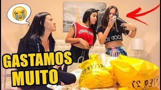 GASTAMOS MUITO DINHEIRO NOS ESTADOS UNIDOS (ft. CINTHIA CRUZ E LANAI)
