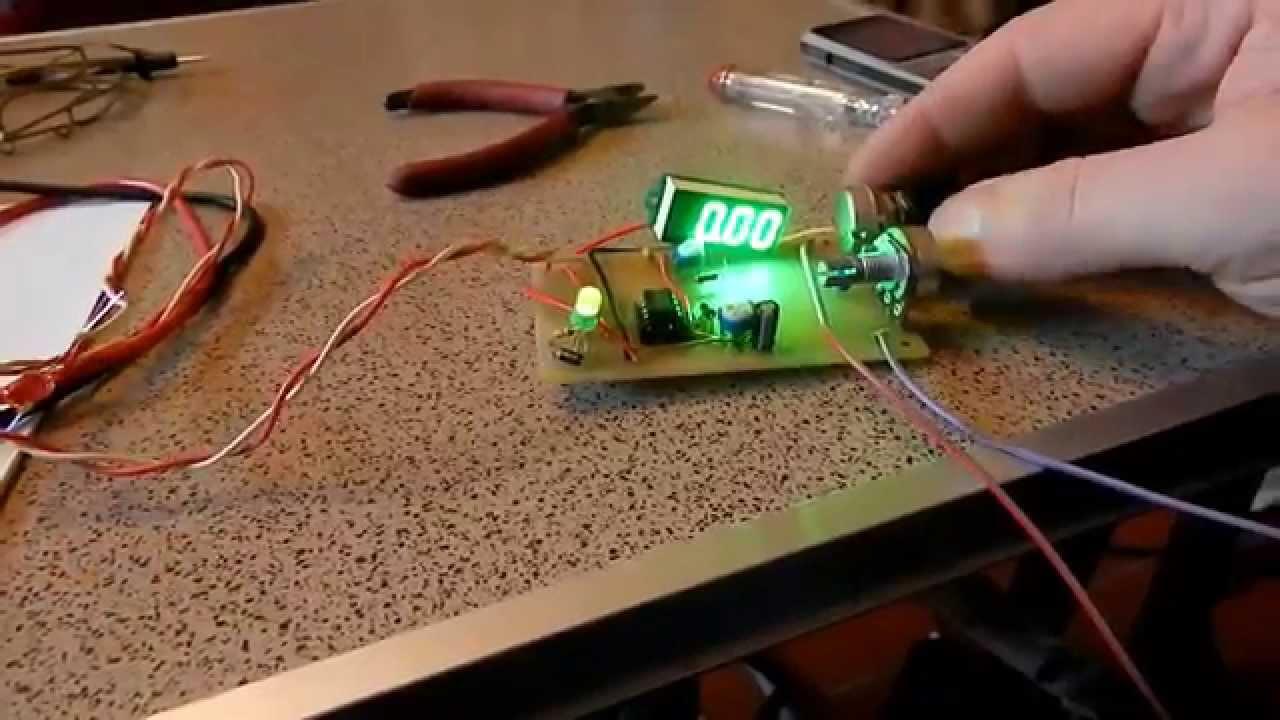 Схема эмулятор лямбда зонда своими руками