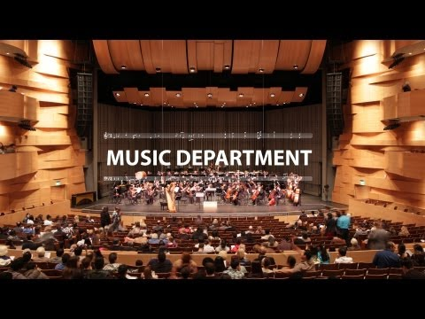 Pathways Department Insight - Music Department Overview