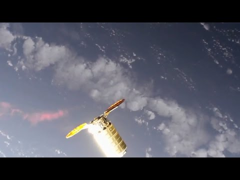 CRS OA-5: S.S. Alan Poindexter Cygnus reaches ISS