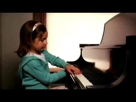 5 Year Old Emily Made Music History