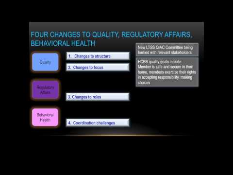 LTSS Part 06 - Quality & Regulatory Affairs